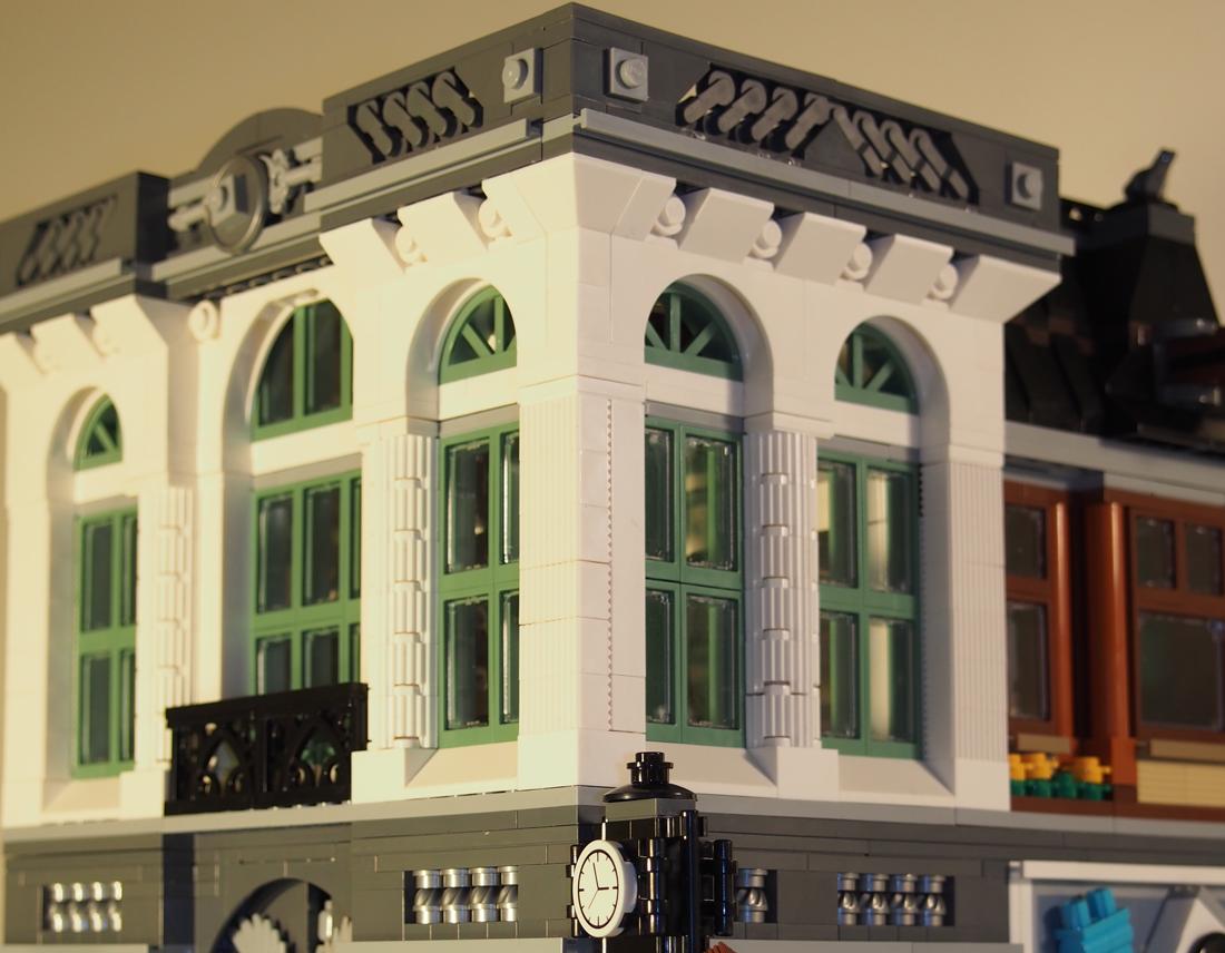 Brick Bank exterior