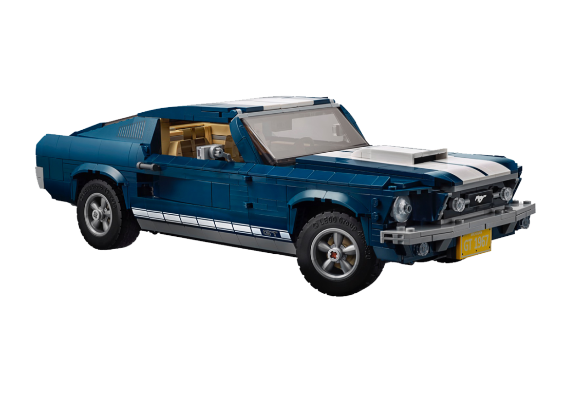 Bricklife All About Lego New Lego Set The 1960s Ford Mustang